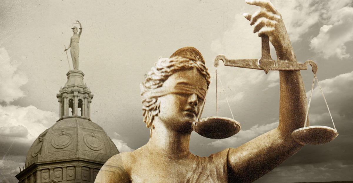 DAME DE JUSTICIA